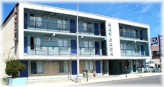 Dry Dock Motel in Seaside Heights NJ