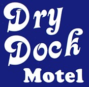 Dry Dock Motel, Seaside Heights NJ Logo